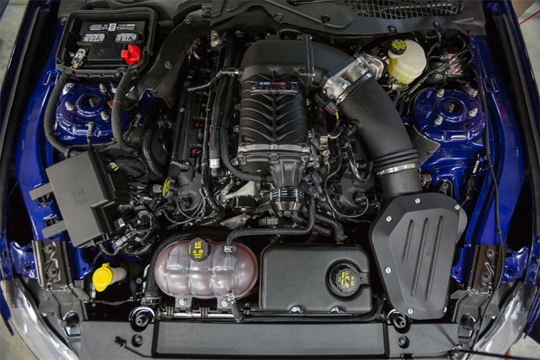 2015 Mustang GT Supercharger