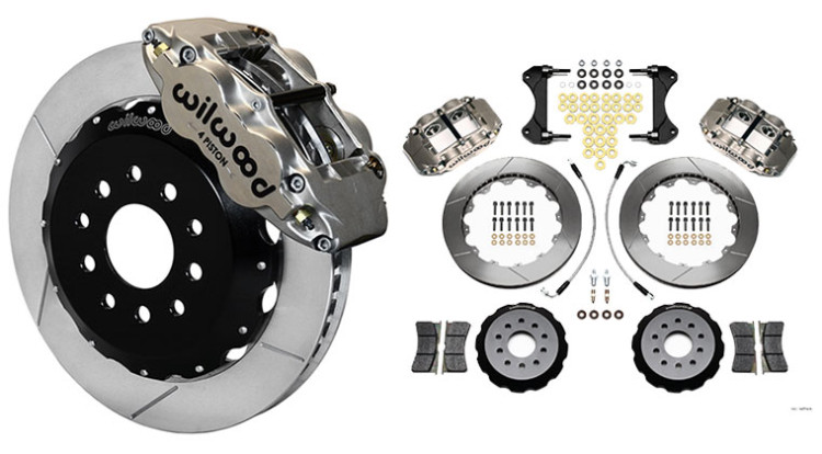 Wilwood 1998-2002 Camaro and Firebird Race Brake Kit