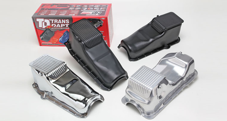 Trans-Dapt Slam Guard Oil Pans