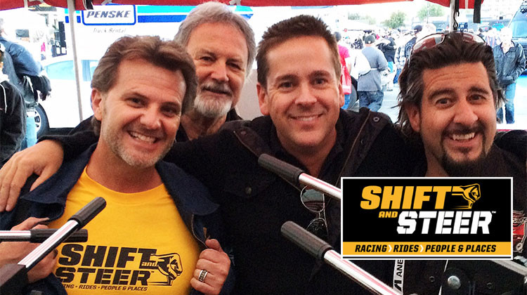 Shift & Steer Automotive Podcast and Video Show