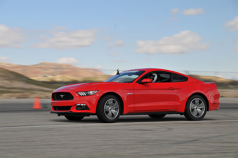 2015 S550 Mustang Performance Suspension