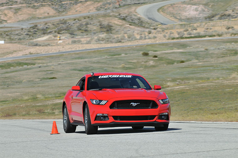2015 Mustang Suspension Upgrade