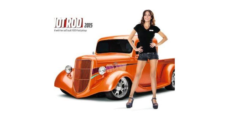 Miss Hot Rod 2015