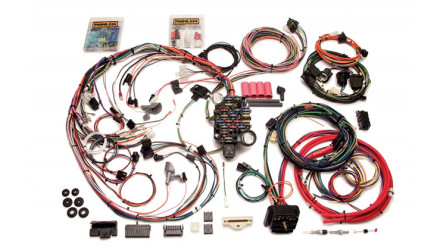 Painless Performance 26 Circuit Direct Fit 1968 Chevelle / Malibu Harness