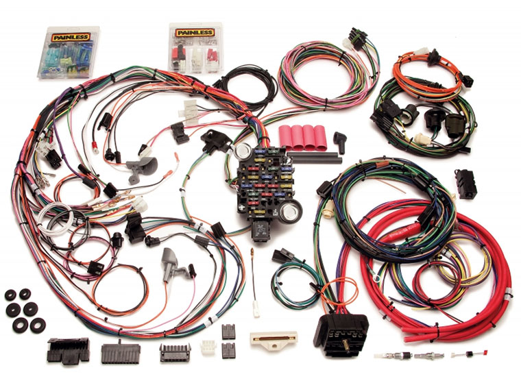 Painless Performance 26 Circuit Direct Fit 1969 Chevelle / Malibu Harness