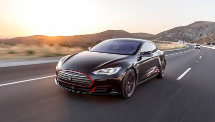 Strut Tesla Model S Grill Collection