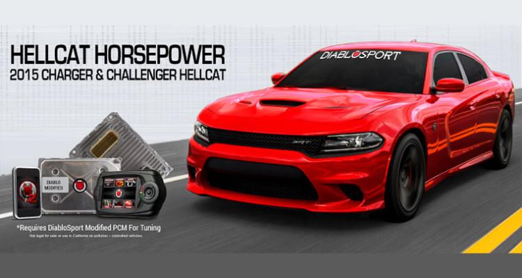 DiabloSport Dodge Hellcat Performance Tuner