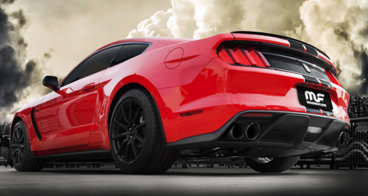 MagnaFlow Ford Shelby GT350 Cat-Back Exhaust