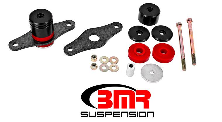 BMR Suspension 2005-2015 Mustang Motor Mounts