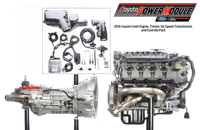 Ford Coyote Power Module Manual Transmission M-9000-PMCM