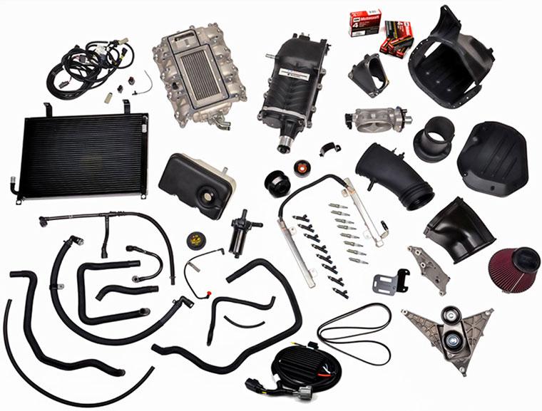 Roush Mustang Supercharger Kit