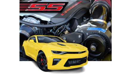2016 Chevy Camaro ProCharger Supercharger