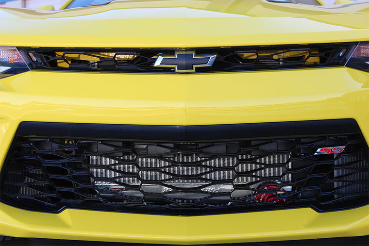 2016 Chevrolet Camaro LT1 Supercharger