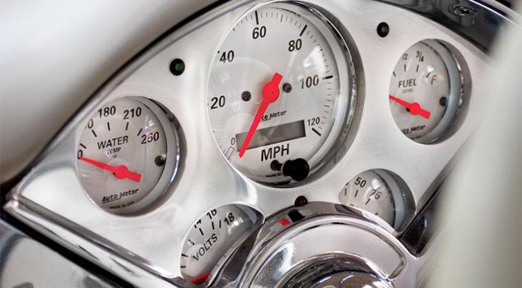 AutoMeter Billet Dash Panels