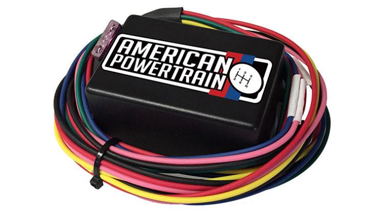 American Powertrain Tremec T56 Magnum Reverse Lockout Module