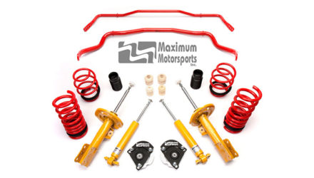 Maximum Motorsports S550 Mustang Starter Box Suspension Upgrade
