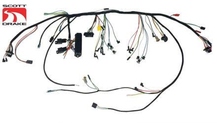 Scott_Drake_1966_Mustang_Under_Dash_Harness_1-440x250 Under The Dash Wiring Harness For Gmc on