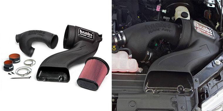 Banks Ford F150 Ecoboost Ram Air Kit