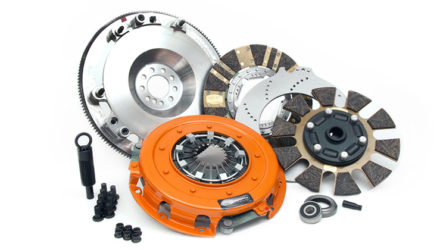 2016 Chevy Camaro Centerforce Clutch