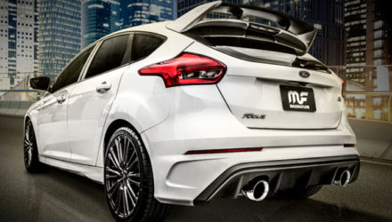 MagnaFlow 2016 Ford Focus RS Performance Exhaust