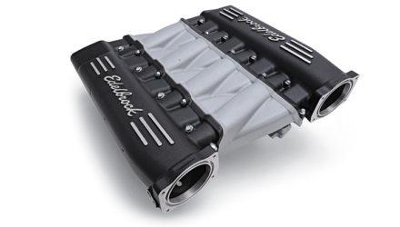 Edelbrock Cross-Ram LS3 Intake Manifold