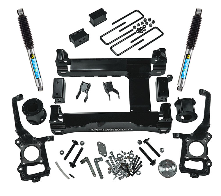 Superlift 2015-2016 Ford F150 lift kit