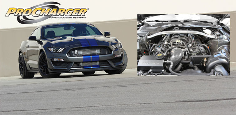 Ford Shelby GT350 ProCharger Supercharger