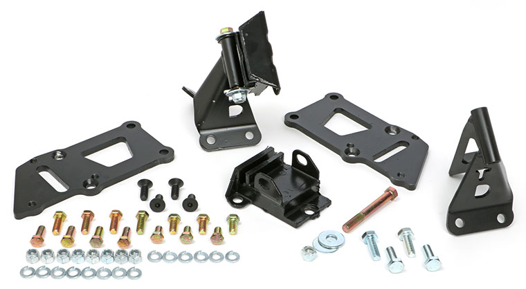1955-1957 Chevrolet LS Swap Engine Mounts