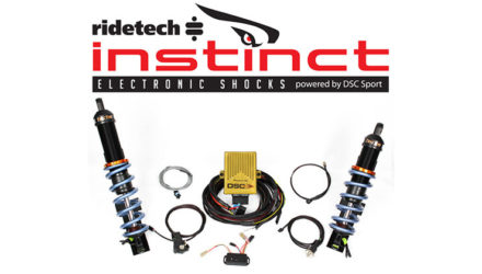 RideTech Instinct Electronic Suspension