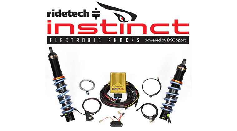 RideTech Instinct Electronic Suspension