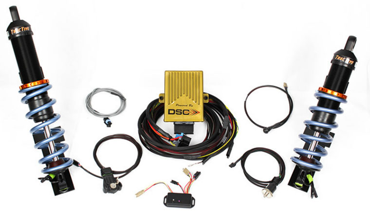 RideTech DSC stand-alone electronic shock system