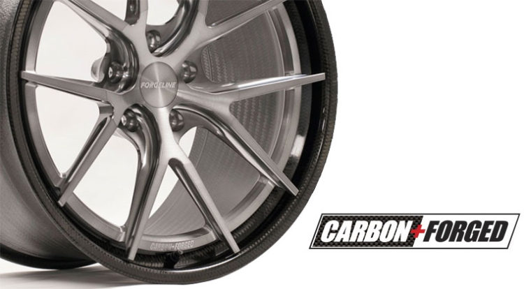Forgeline Carbon Fiber Wheels