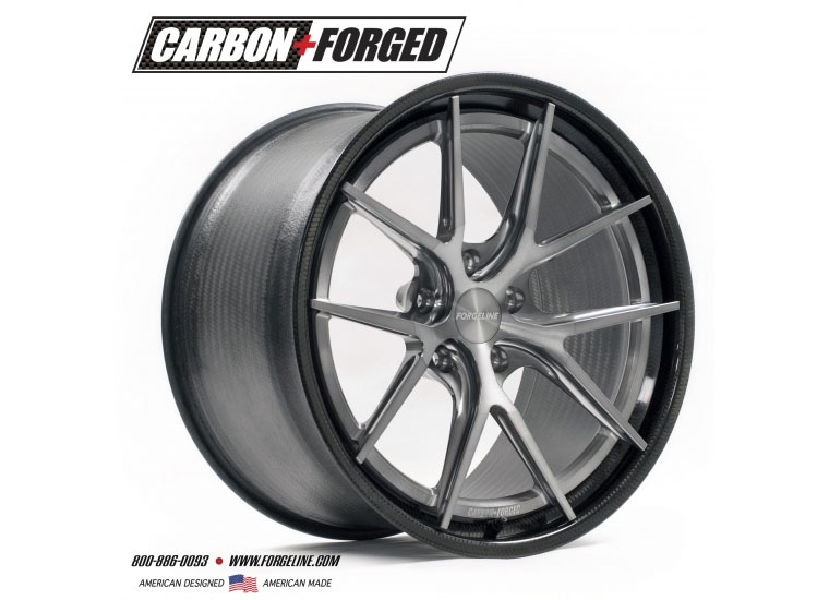 Forgeline Carbon Fiber Wheel CF201