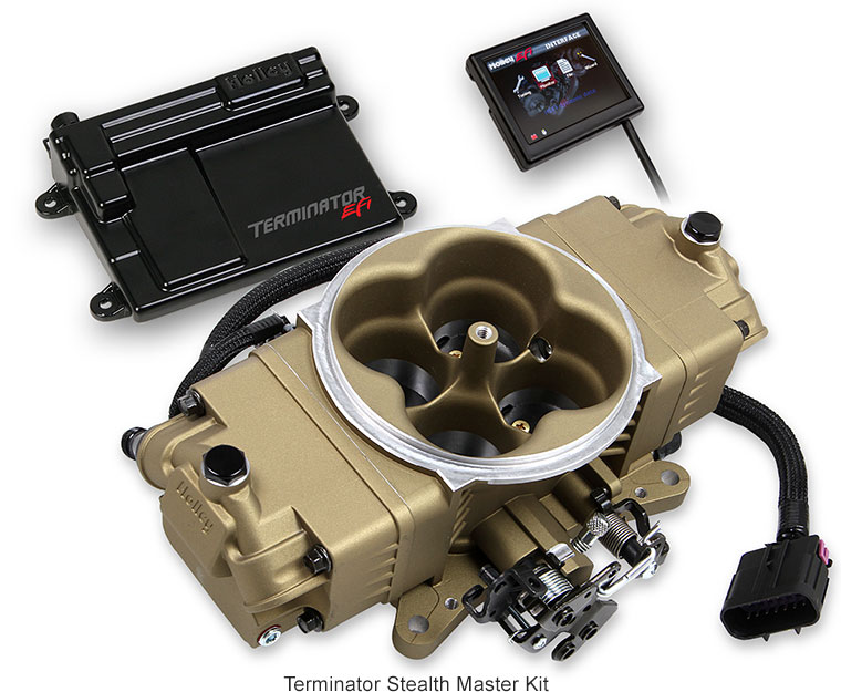 Holley Bolt-on Fuel Injection System