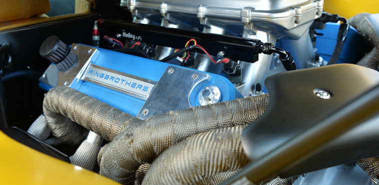 Heatshield Products Lava Exhaust Wrap