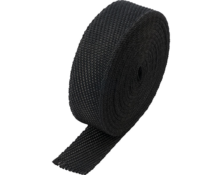 Heatshield Products Black Exhaust Wrap