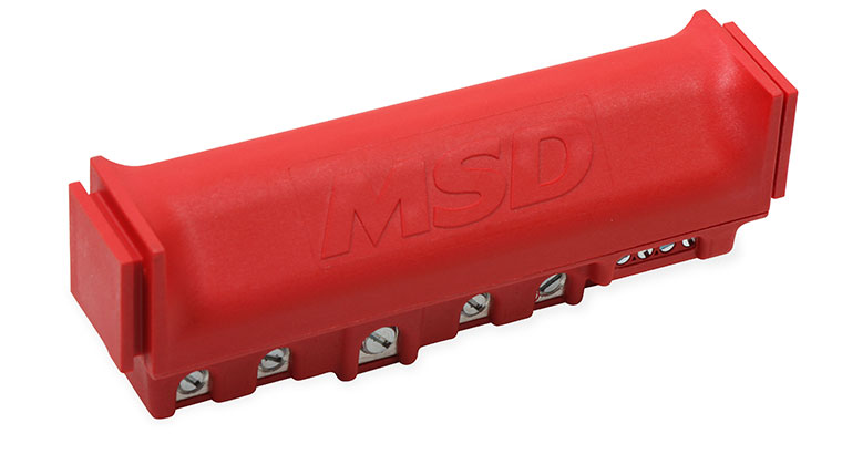 MSD Solid State Relay Block
