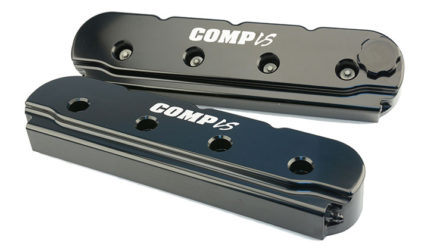 Comp Cams LS Engine Billet Valve Covers