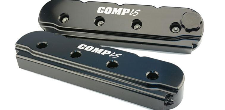 Comp Cams LS Engine Billet Valve Covers