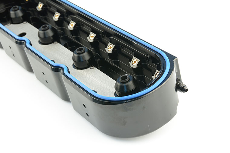 GM LS Engine Billet Valve Covers