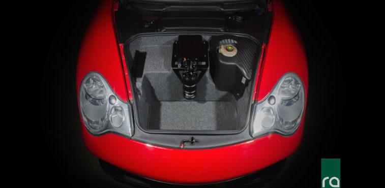 Radium Engineering Porsche 911 Fuel System Upgrades