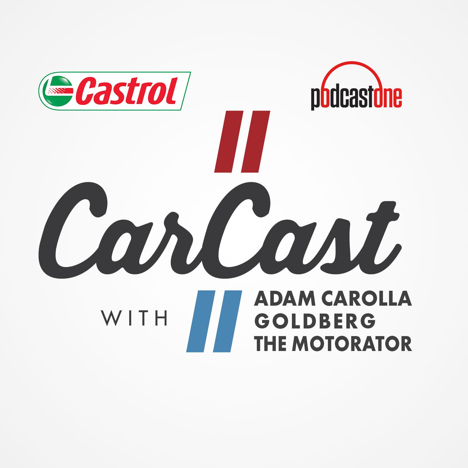 CarCast Logo