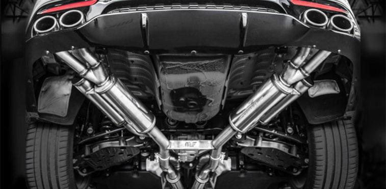 2018 Kia Stinger MagnaFlow Cat Back Exhaust