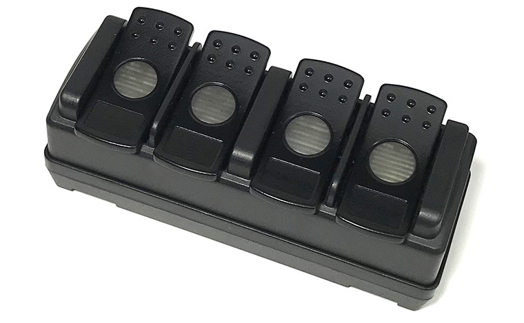 Trigger 4 jeep switches
