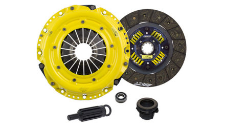 ACT BMW E46 M3 Clutch Upgrade