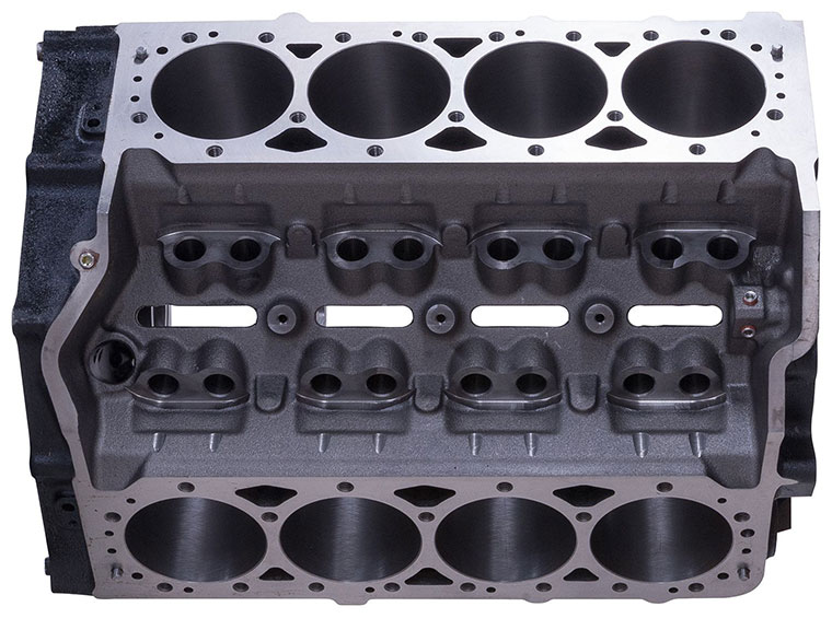 Edelbrock Small Block Chevy Block