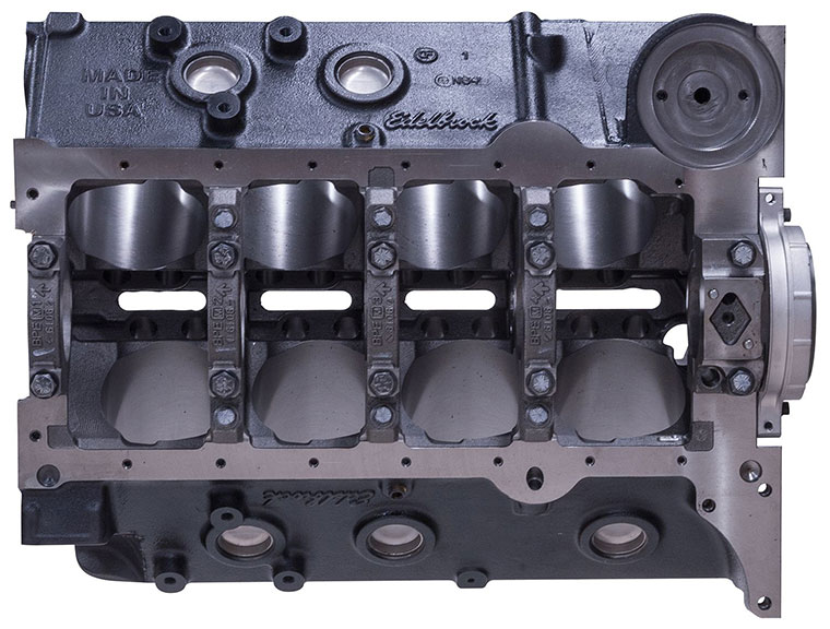 Edelbrock Crate Engine