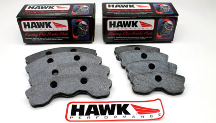 Hawk HP Plus Brake Pads