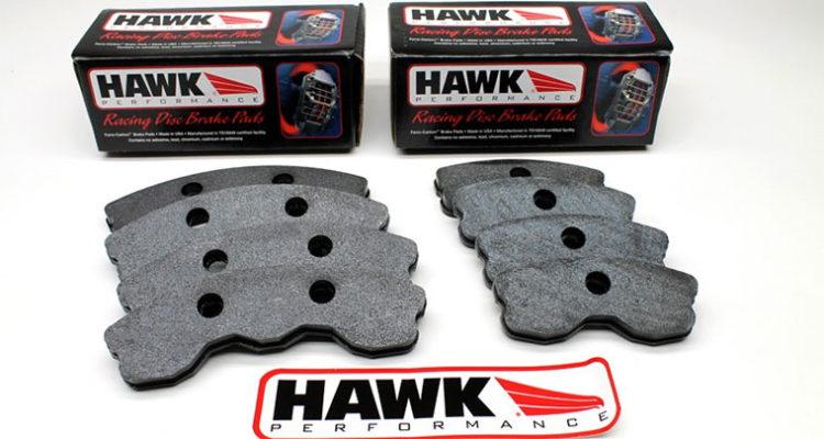 Hawk HP Plus Brake Pads