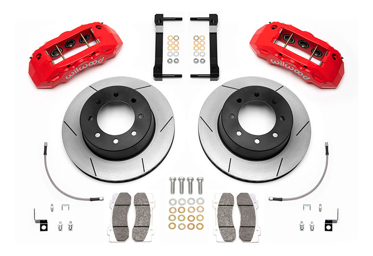Ford F250 F350 Big Brake Kit Upgrade